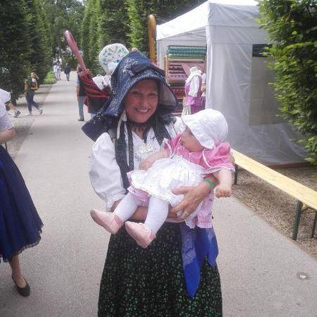 Deutsches Trachtenfest Öhringen