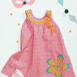 Kinderstoffe - Kleid