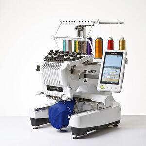 PR 1000 Stickmaschine